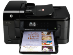 HP Officejet 6500A Tintenstrahldrucker All in One
